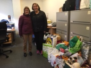 Donation from St James Finchampstead 14.12.18