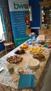 Plant Sale & Coffee Morning 19-05-17