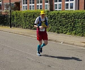 Trevor Southampton Marathon